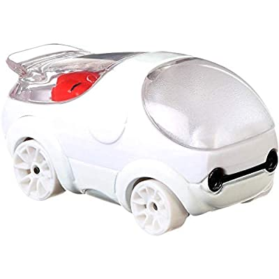 Baymax Big Hero 6 Character Car Diecast 1:64 Scale: Toys & Games