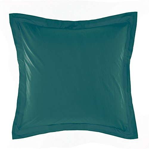 GD-D Home Square Deep Teal Elka European Throw Pillow Case D