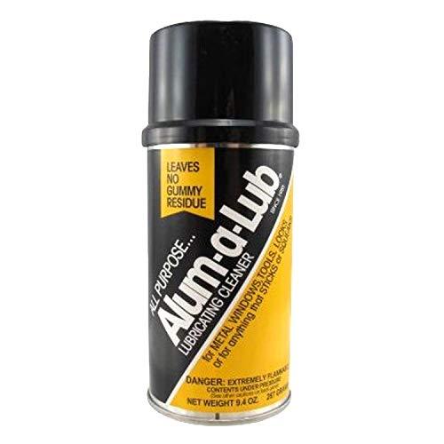Alum-A-Lub Lubricating Cleaner Spray 9.4 oz.