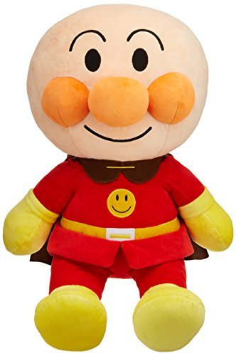 Anpanman softly N Smile stuffed L Anpanman