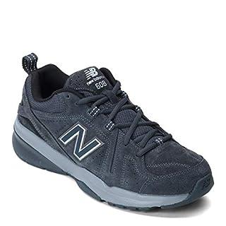 New Balance Men's, 608 Training Shoe Grey Dark 10 EE