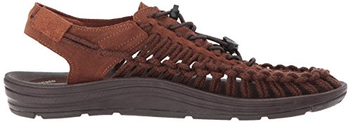 KEEN Tortoise Sandal m Uneek Shell Sc Mulch Men's Leather gnFqrwPxg6