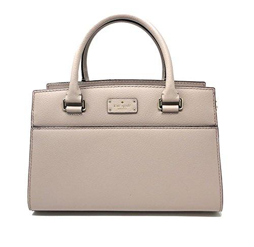 Kate Spade Small Caley Grove Street Almondine Satchel Crossbody Handbag Bag by Kate Spade New York