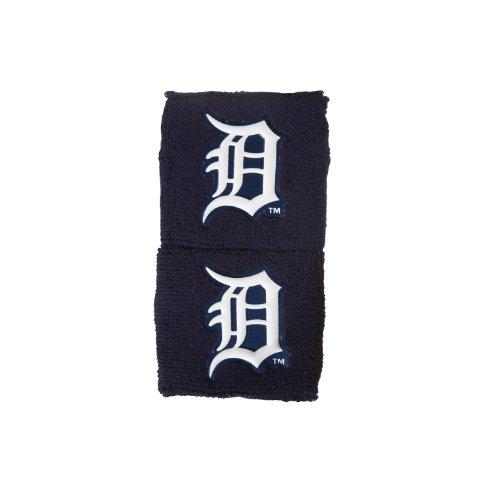 Franklin Sports Mlb Detroit Tigers Team Wristbands