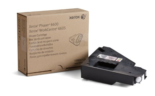 (Genuine Xerox Replacement Cartridge for the Phaser 6600 or WorkCentre 6605/6655, 108R01124)