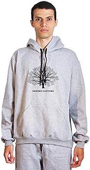 MOLETOM AGASALHO BASIC SANDRO CLOTHING TREE