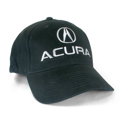 Amazoncom Acura Black Baseball Hat Automotive - Acura hat