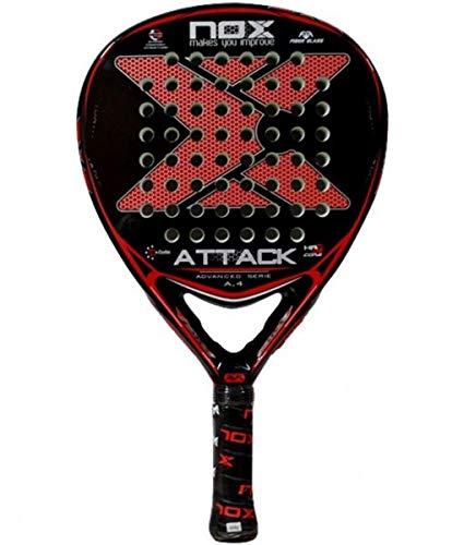 NOX Attack 2018 Tenis, Unisex Adulto, Multicolor, One Size ...