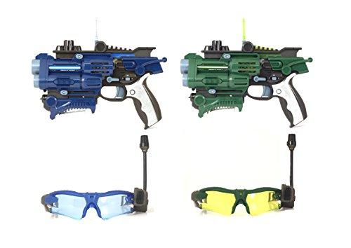 Silverlit Lazer MAD 2.0 Deluxe Gift (Laser Blaster)
