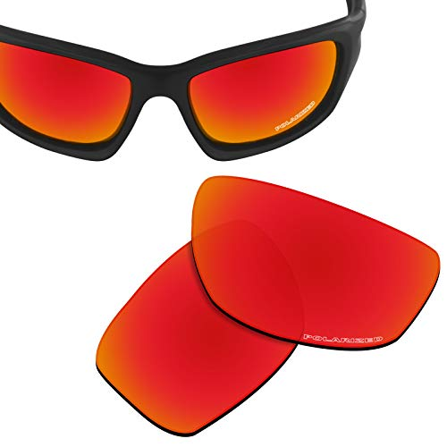 New 1.8mm Thick UV400 Replacement Lenses for Oakley Valve New 2014 Sunglass - Options