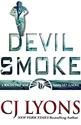 DEVIL SMOKE: a Beacon Falls novel featuring Lucy Guardino (Beacon Falls Mysteries Book 2)