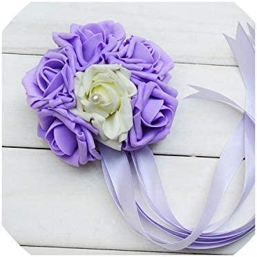 Amazon.com Artknock Artificial Flowers 12Pcs Wedding Car