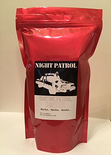 Routine Patrol Mocha Coffee