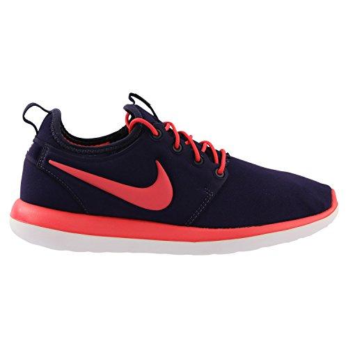 Nike 844655-503, Zapatillas de Trail Running para Niñas Morado (Purple Dynasty / Ember Glow-White)