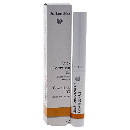 Dr. Hauschka Cover Stick Concealer for Women, # 03 Sand, 0.07 (Dr Hauschka Cover Stick)