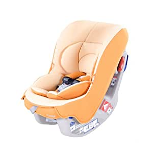 Combi Cocorro Lightweight Convertible Car Seat, Carrot Cake (Discontinued by Manufacturer) (Discontinued by Manufacturer)