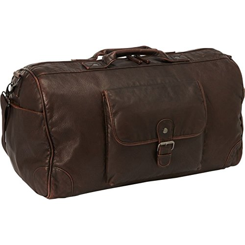 bellino-mason-duffle-brown