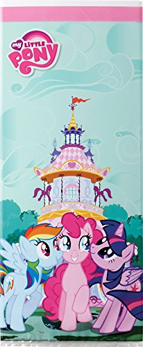 Wilton 710-4700 16 Count My Little Pony Treat Bag ()