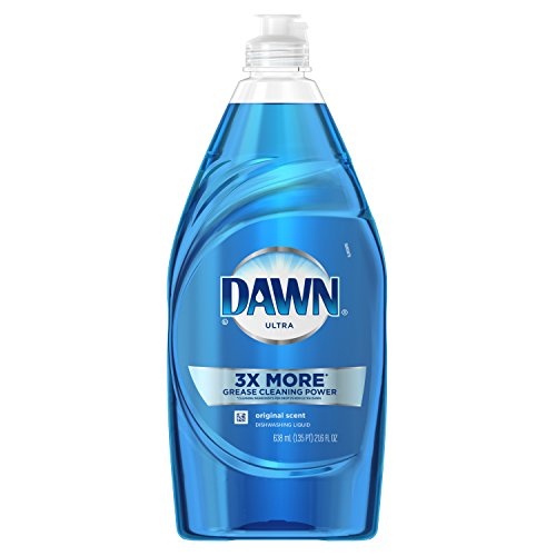 Dawn Ultra Dishwashing Liquid, Original Scent, 21.6 Ounce
