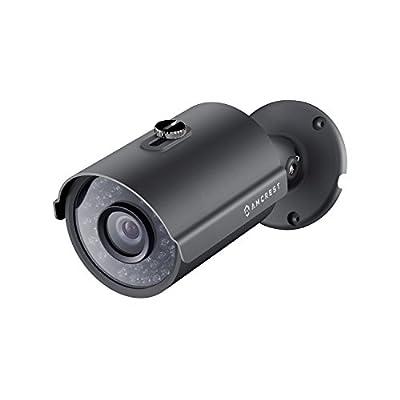 Amcrest 720p HDCVI Standalone Security Camera, Weatherproof IP67 Bullet Camera, 2.8mm Lens (Black) (DVR Not Included) (Renewed) from Amcrest