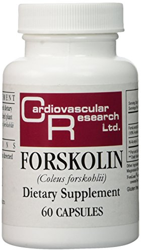Ecological Formulas - Forskolin 60 caps