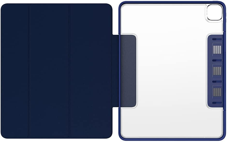 OtterBox Symmetry Series 360 Case for iPad Pro 12.9-inch (5th Gen ONLY) - Yale (Blue)