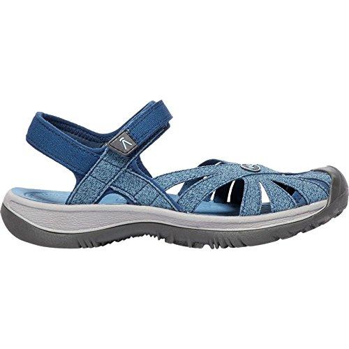 エクステントレーザサンダー(キーン) KEEN レディース シューズ?靴 サンダル?ミュール Rose Sandal [並行輸入品]