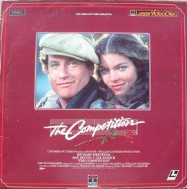 - The Competition LASERDISC (NOT A DVD!!!) (Full Screen Format) Format: Laser Disc