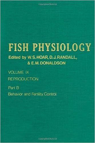 fish physiology v9b volume 9b