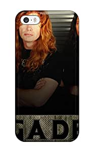 2015 For Iphone 5/5s Fashion Design Megadeth Case 1261993K61214745