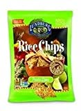 Lundberg Organic Fiesta Lime Rice Chips, 1.5 Ounce - 24 per case.