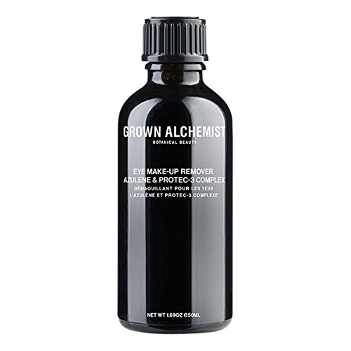 Grown Alchemist Azulene & Protec-3 Eye-Makeup Remover 50ml (PACK OF 2) by Grown Alchemist