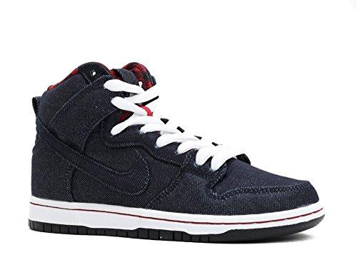 Nike Dunk HIGH Premium SB Mens Skateboarding-Shoes 313171