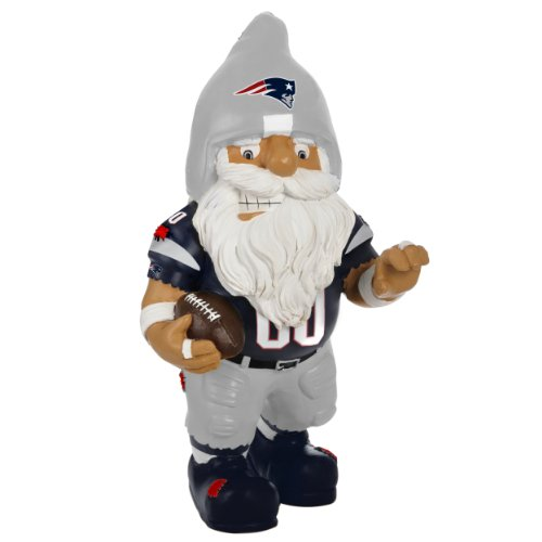 - New England Patriots Action Gnome Running Back