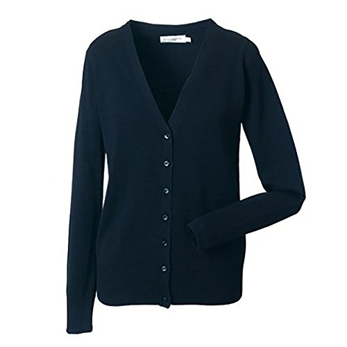 Russell Collection Ladies Knitted Cardigan