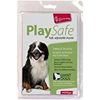 Yours Droolly Play Safe Soft Dog Muzzle, X-Small