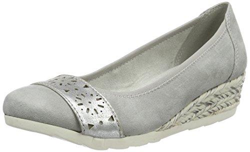 Softline 22362, Zapatos de Tacón para Mujer Gris (Grey 200)