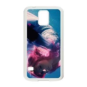 I-Cu-Le Customized Print Demi Lovato Hard Skin Case For Samsung Galaxy S5 I9600