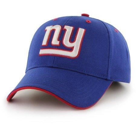 嵐クリームとてもNFLニューヨークジャイアンツMoney Maker Youthキャップ/帽子