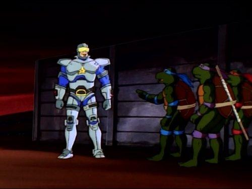Enter Krakus (Ninja Turtles Who Is Who)