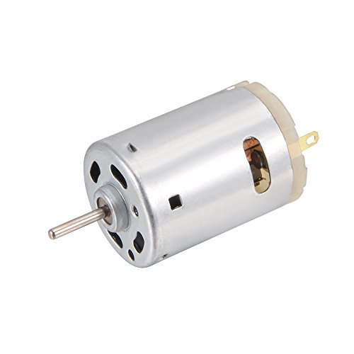 DC 12V 10000RPM Mini Magnetic Motor for Smart Cars DIY Toys by uxcell