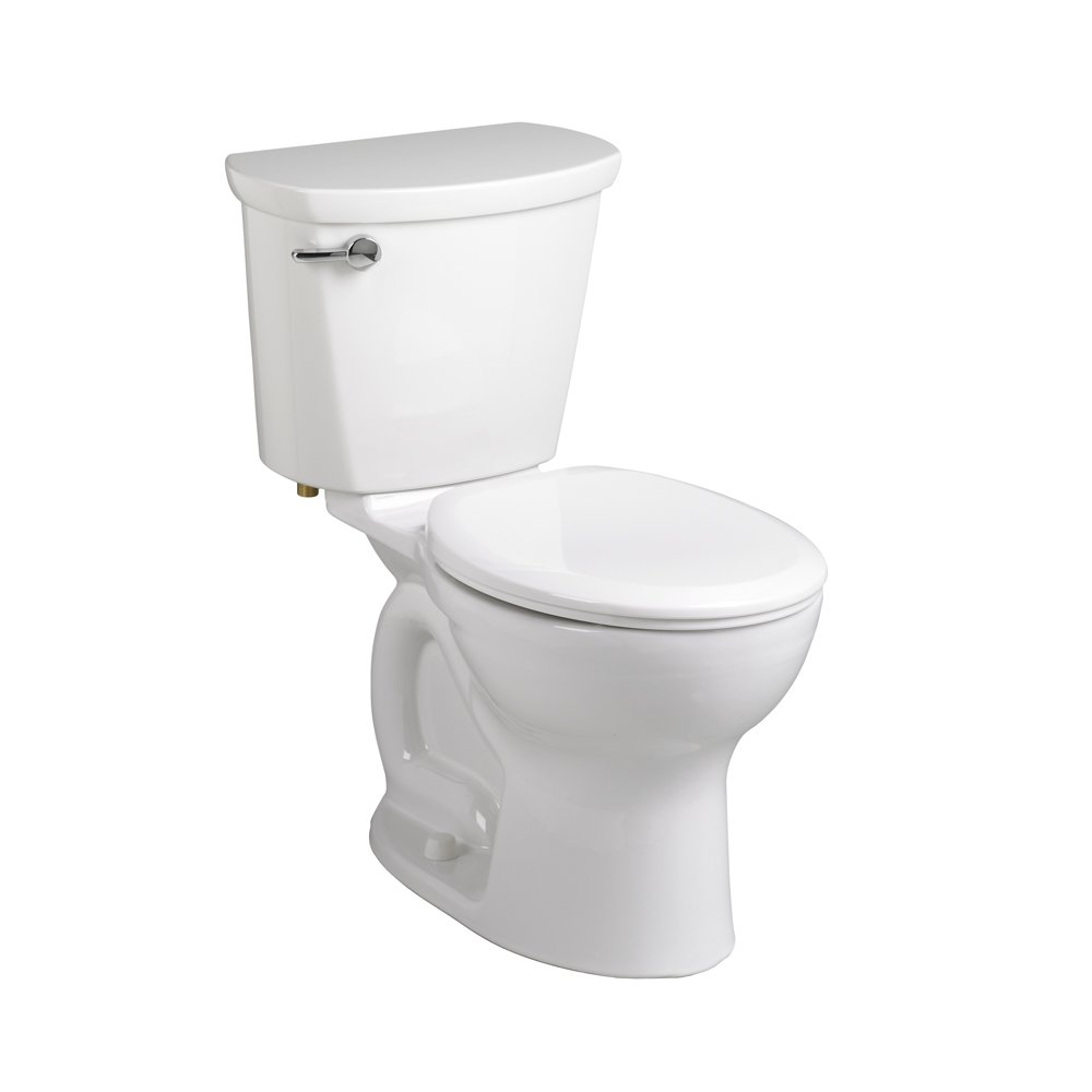 American Standard 215DB.004.020 Toilet, White by American Standard (Image #1)