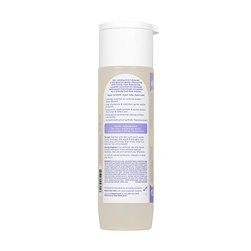 Review Honest Calming Lavender Hypoallergenic