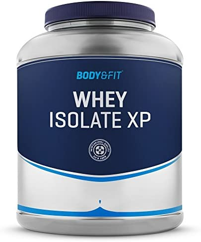 Body & Fit Whey Isolat XP Strawberry 2000 gramm (71 shakes)