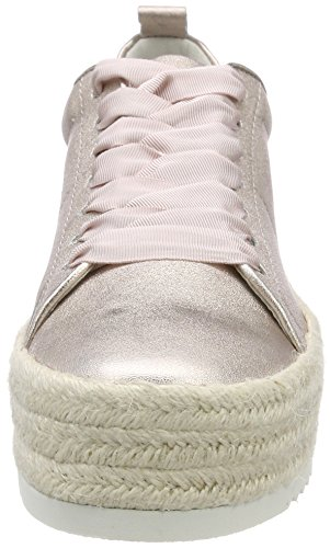 Kennel E Schmenger Ladies Hill Sneaker Beige (nudo Suola Bianca)