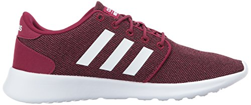 Medios Adidas Correr Cordon Bajos white Para Talla Racer amp; Tr Cf Mystery black Mujeres Zapatos Ruby YpqTrY