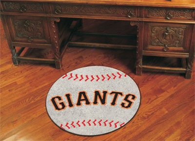 (Fan Mats San Francisco Giants Baseball Rug, 29