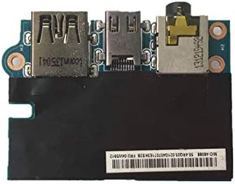 Cable Length: Board ShineBear 04W3912 ShineBear for ThinkPad X1 Carbon Audio Jack Mini DP Port USB Board Full Tested