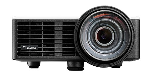 Optoma ML750ST Short Throw LED Projector - Front - LED - 200