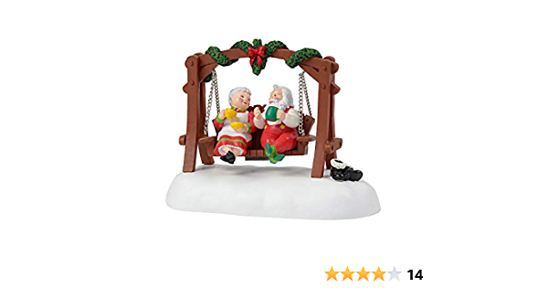 Dept 56 Snow Village 6001687 Unwinding From The Holiday 2018